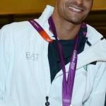 Argento olimpico per Diego Occhiuzzi e Zenith