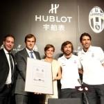 Hublot – Partnership con la Juventus