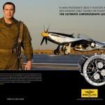 John Travolta, protagonista della nuova campagna pubblicitaria Breitling