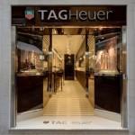 TAG Heuer apre la sua prima boutique italiana a Venezia