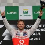 TAG Heuer – Jenson Button conquista il Gran Premio del Brasile