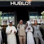 Hublot – Apertura boutique ad Abu Dhabi