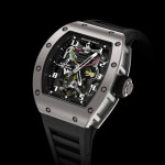 Richard Mille- Sihh 2013: Tourbillon G-Sensor RM 036 Jean Todt Limited Edition