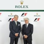 Rolex – Partnership con la Formula 1