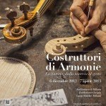 """Vacheron Constantin – Apertura della mostra """"Costruttori di Armonie. La liuteria dalla materia al gesto"""""""