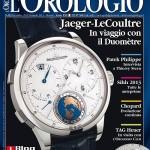 L'Orologio fascicolo numero 213 – Copertina Dicembre 2012/Gennaio 2013