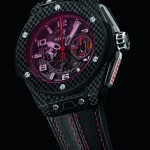 "Hublot – Big Bang Ferrari ""Carbon Red Magic"""