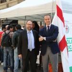 Assorologi – Gazebo anticontraffazione a Milano