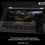 Roger Dubuis lancia l'applicazione per iPad