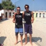 Calypso – Sponsor dei campioni italiani di beach volley