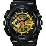 Casio – G-Shock Gold&Brown