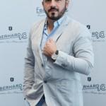A Dubai Eberhard & Co dà il benvenuto a GennaroGattuso