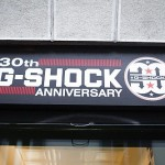 Casio G-Shock Temporary Store a Roma