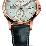 Corum – Admiral's Cup Legend 42 Meteorite Dual Time