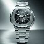 Patek Philippe – BaselWorld 2014: Nautilus Cronografo Travel Time 5990/1