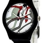 La collezione di orologi Lupin III