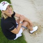 La golfista americana Cristie Kerr si unisce al team Richard Mille