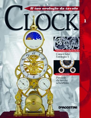 Clock il tuo orologio da tavolo_De Agostini_Publishing