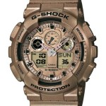 Casio – G-Shock Crazy Gold