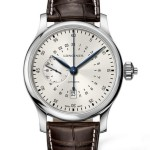 Longines – The Longines Twenty-Four Hours Single Push-Piece Chronograph