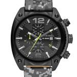 Diesel Timeframes – Orologi camouflage e denim