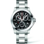 Longines –  Conquest 1/100th Alpine Skiing