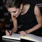 Charlotte Casiraghi nuovo brand Ambassador di Montblanc