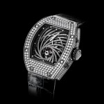 Richard Mille – Sihh 2015: Tourbillon RM 51-02 Diamante Twister