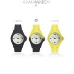 Kamawatch – L'orologio che cambia colore