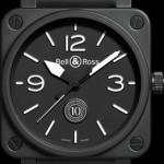 Bell & Ross – BR 01 10th Anniversary