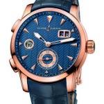 Ulysse Nardin – Dual Time Manufacture