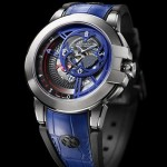 Harry Winston – Ocean Dual Time Retrograde Only Watch