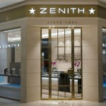 Zenith – Apertura boutique in Cina