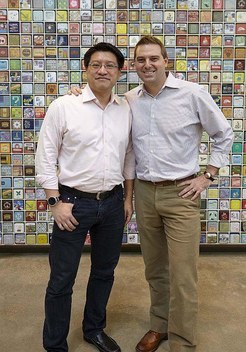 1Greg McKelvey and Sonny Vu