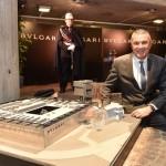 Bulgari apre la più grande manifattura di gioielleria d'Europa