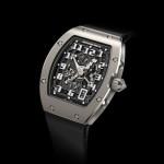 Richard Mille – Sihh 2016: RM 67-01 Extra Piatto Automatico