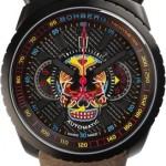Bomberg Bolt-68 Skull Phantom Cronografo Automatico Limited Edition