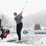 Audemars Piguet – Snow Golf Exhibition 2016