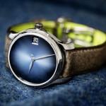 H. Moser & Cie. – Endeavour Perpetual Calendar Concept Funky Blue