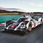 Chopard Official Timing Partner di Porsche Motorsport
