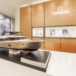Omega – Il nuovo Seamaster 300 al Montenapoleone Yacht Club