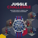 "Maurice Lacroix e Barcellona FC: ""Juggle Challenge"""