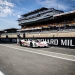 Richard Mille alla Le Mans Classic 2016