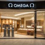 Omega inaugura una boutique all'aeroporto di Fiumicino