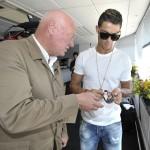 Quarto successo di Cristiano Ronaldo, ambasciatore TAG Heuer