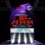 Omega: inizia il countdown per i Giochi Olimpici Invernali di PyeongChang 2018