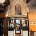 Vacheron Constantin e Cassetti: restauro del Tabernacolo affrescato su Ponte Vecchio