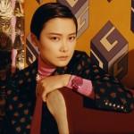 Chris Lee protagonista della nuova campagna di orologi e gioielli Gucci