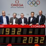 Omega: 100 anni come Official Timekeeper