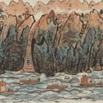 Inaugura domani a Milano la mostra dedicata all'artistaFang Zhaolin